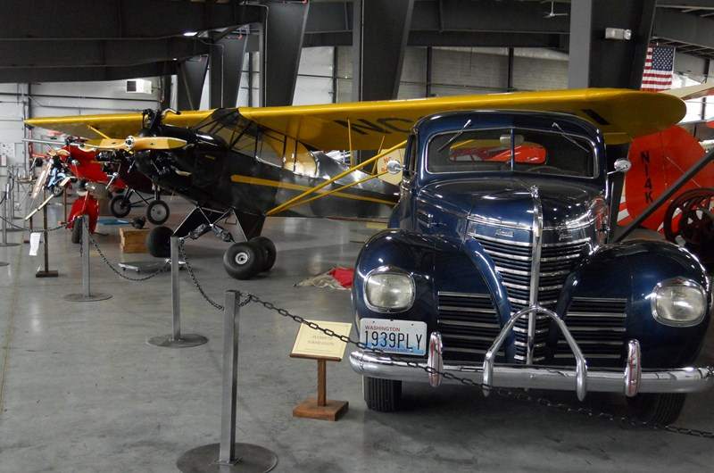 WAAAM Air & Auto Museum Second Saturday: ACTION DAY! Photo