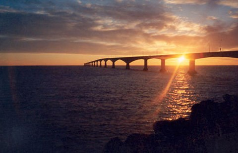 Come Drive The Confederation Bridge
