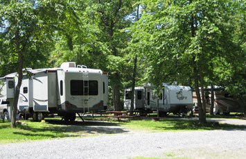 Charlottesville KOA Photo
