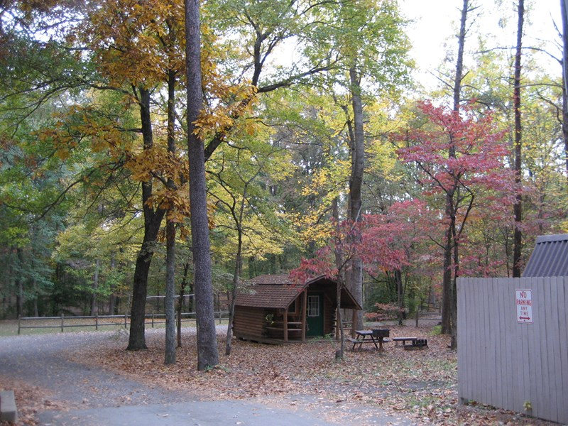 Charlottesville, Virginia Tent Camping Sites ...