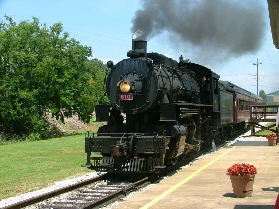 Tennessee Valley Railroad - Chattanooga