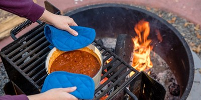 The Best Cold Weather Camping Recipes