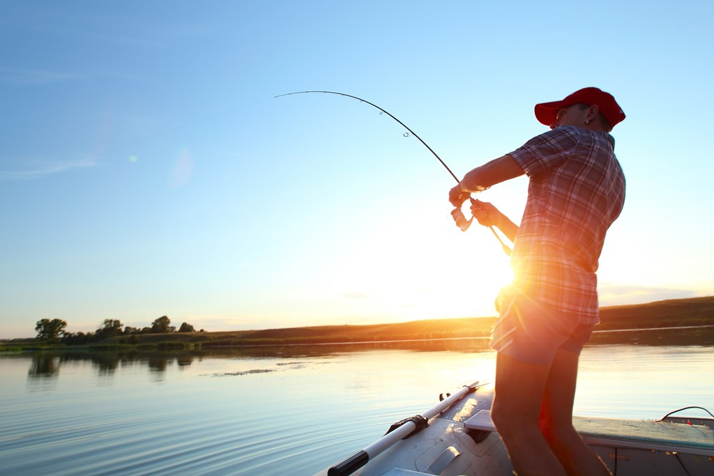 Learn how to start fishing in Cherokee, NC