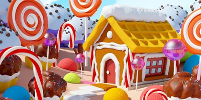 Candy Land weekend