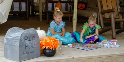 Have a Bewitching Halloween at Chesapeake Bay KOA
