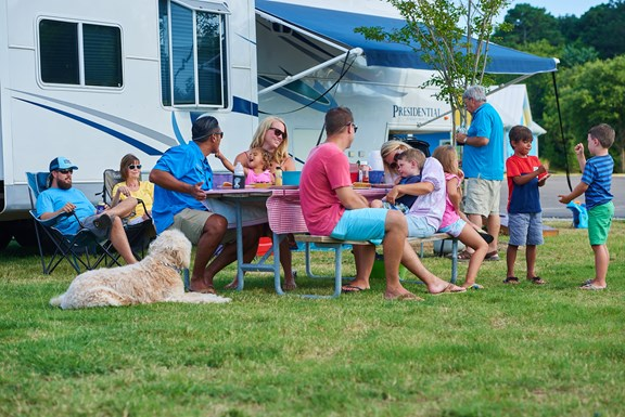 Cape Charles, Virginia Campground | Cape Charles