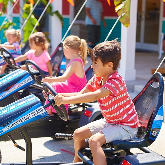 Bike and Golf Cart Rentals