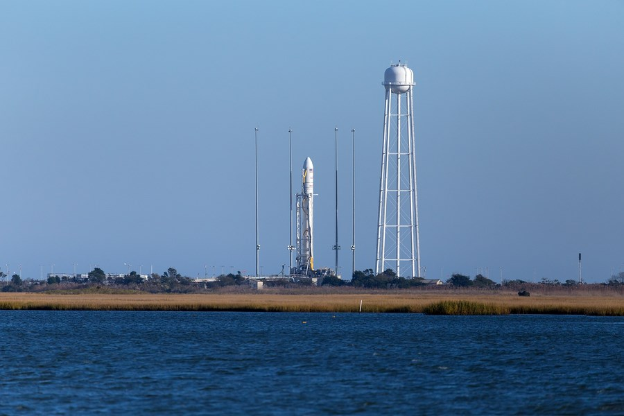 What do Chincoteague and the ISS Have in Common?