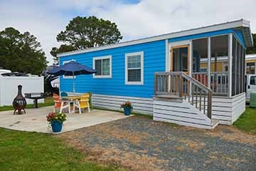 What's New at Chincoteague Island KOA in 2020