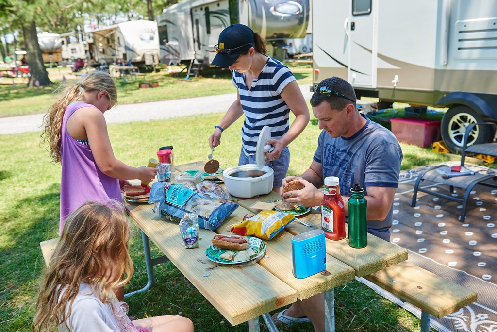 The Ultimate Camping Checklist for Chincoteague KOA
