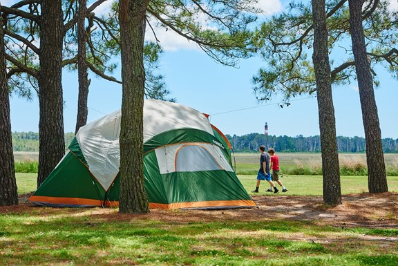 Chincoteague Island, Virginia Campground | Chincoteague