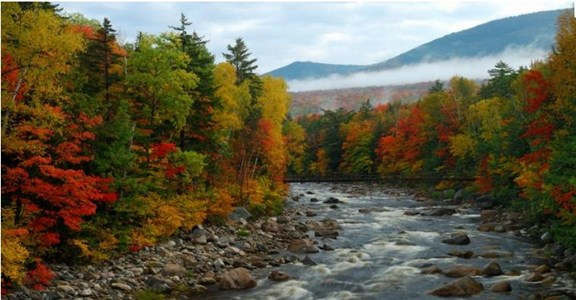 Kancamagus Scenic Byway & Swift River