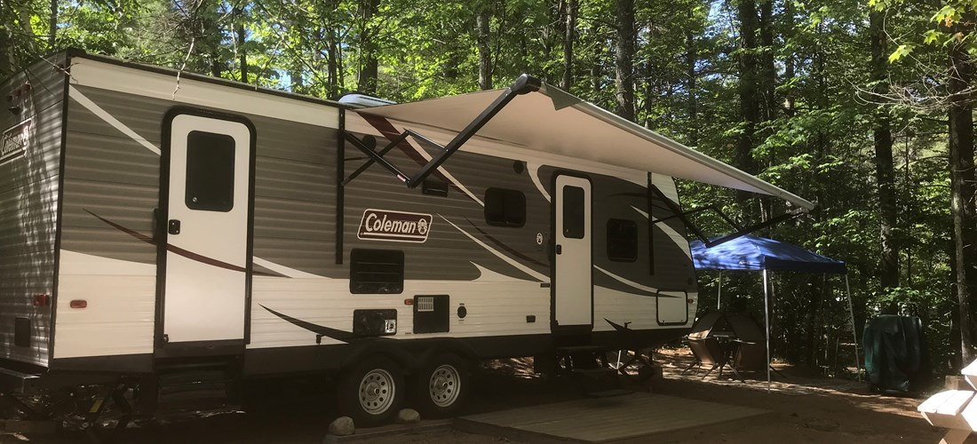 Eagles Nest II - Travel Trailer
