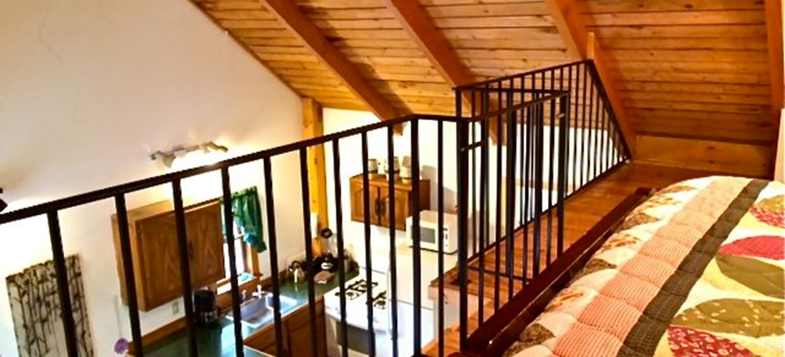 Chocorua House Loft