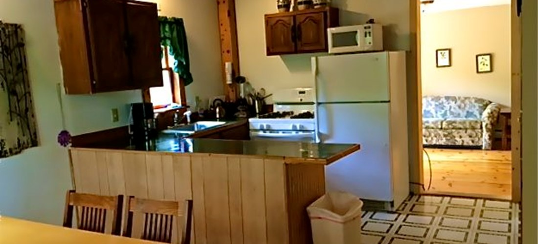 Chocorua House Kitchen