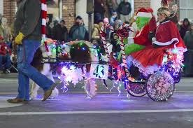 Lebanon Horse Drawn Carriage Parade