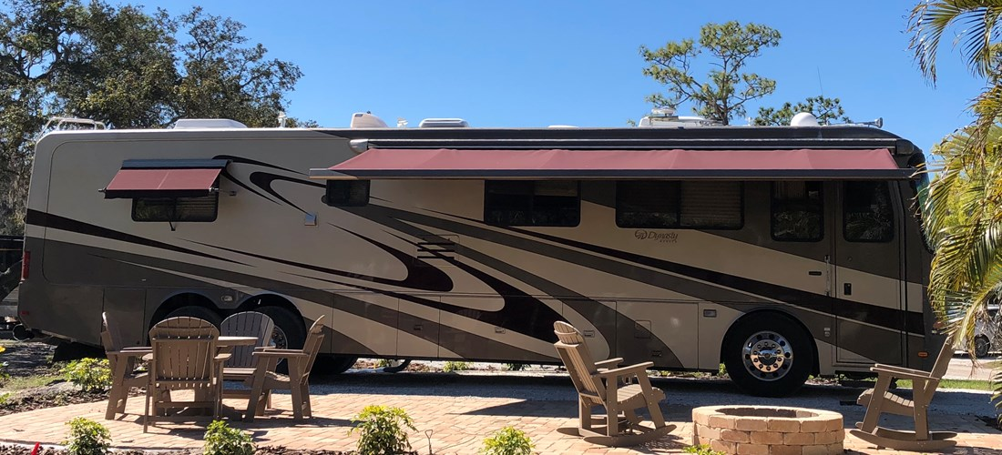 Palm Harbor Florida Rv Camping Sites Clearwater Lake
