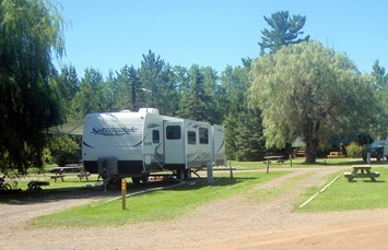 Cloquet / Duluth KOA Photo