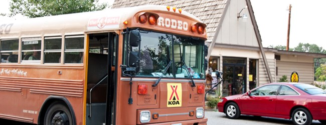Free Rodeo Shuttle
