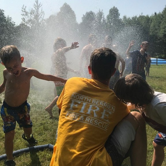 Pure Joy - Wild Wacky Water Weekend