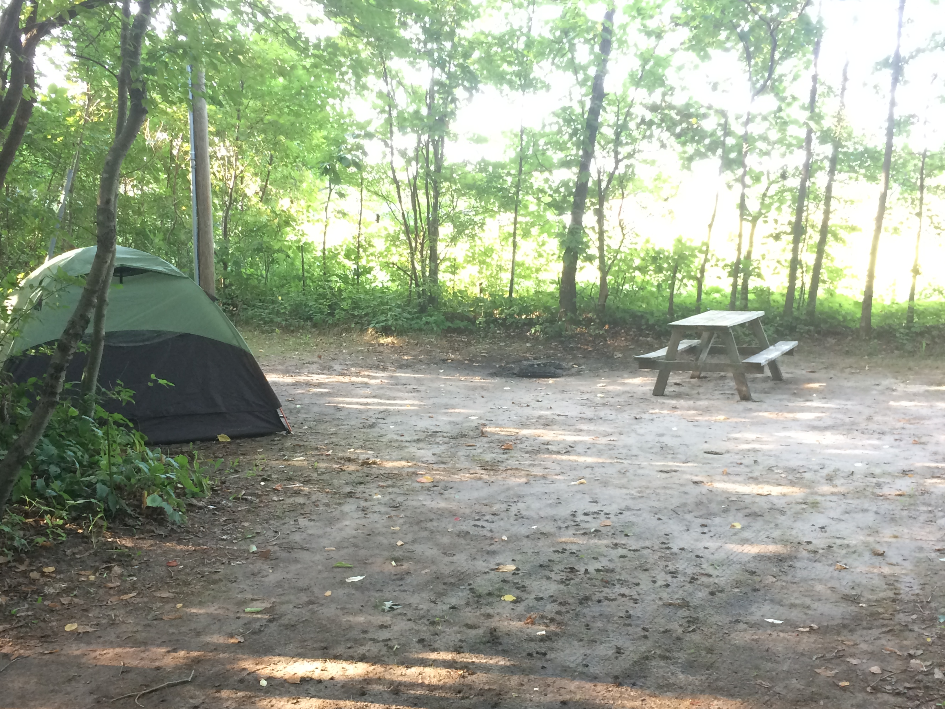 Campgrounds open in april in michigan