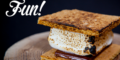 S'MORES! THE AMERICAN CLASSIC!