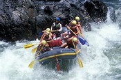 Whitewater Rafting and Canoeing