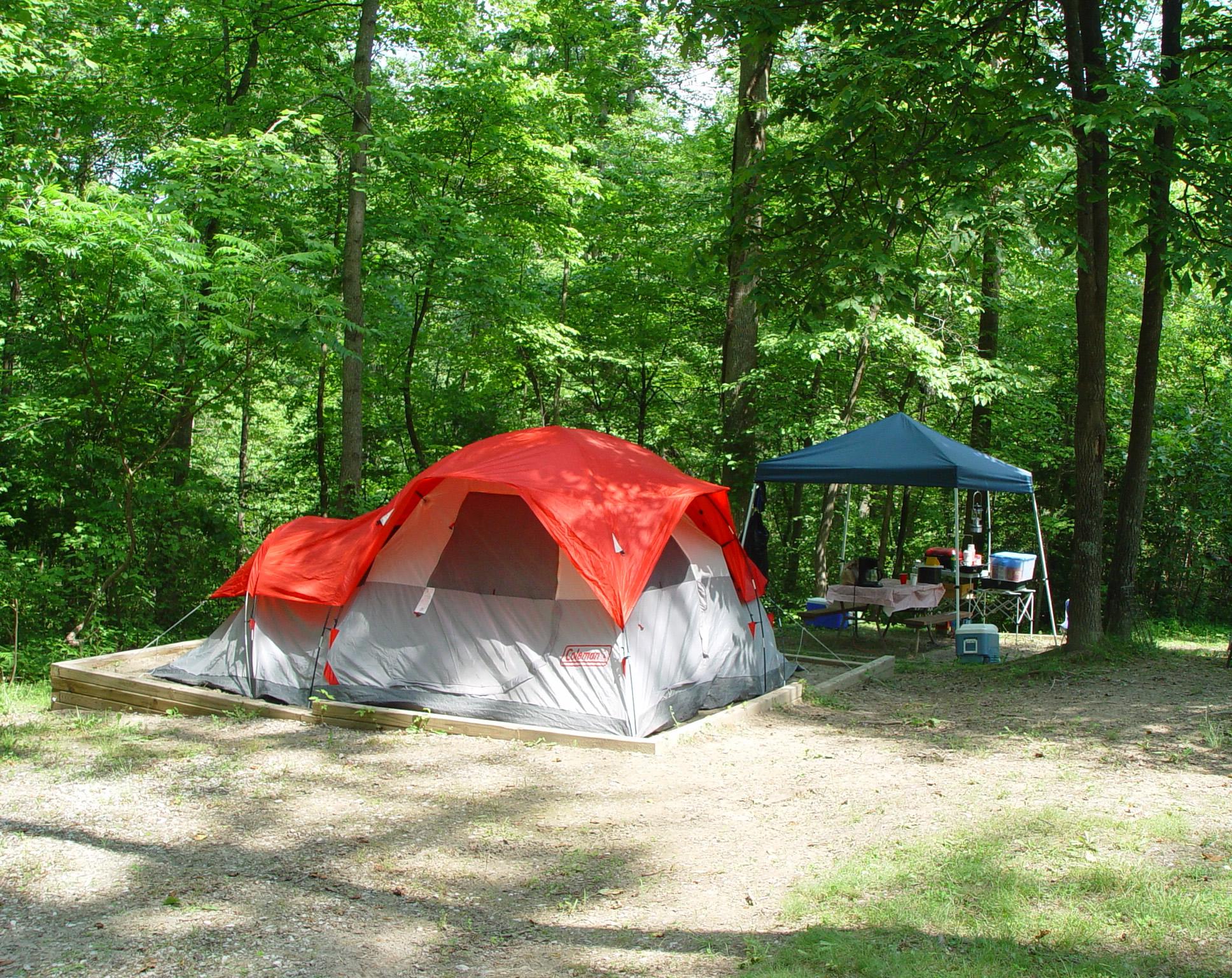 Corbin, Kentucky Campground   Corbin / Laurel Lake KOA on