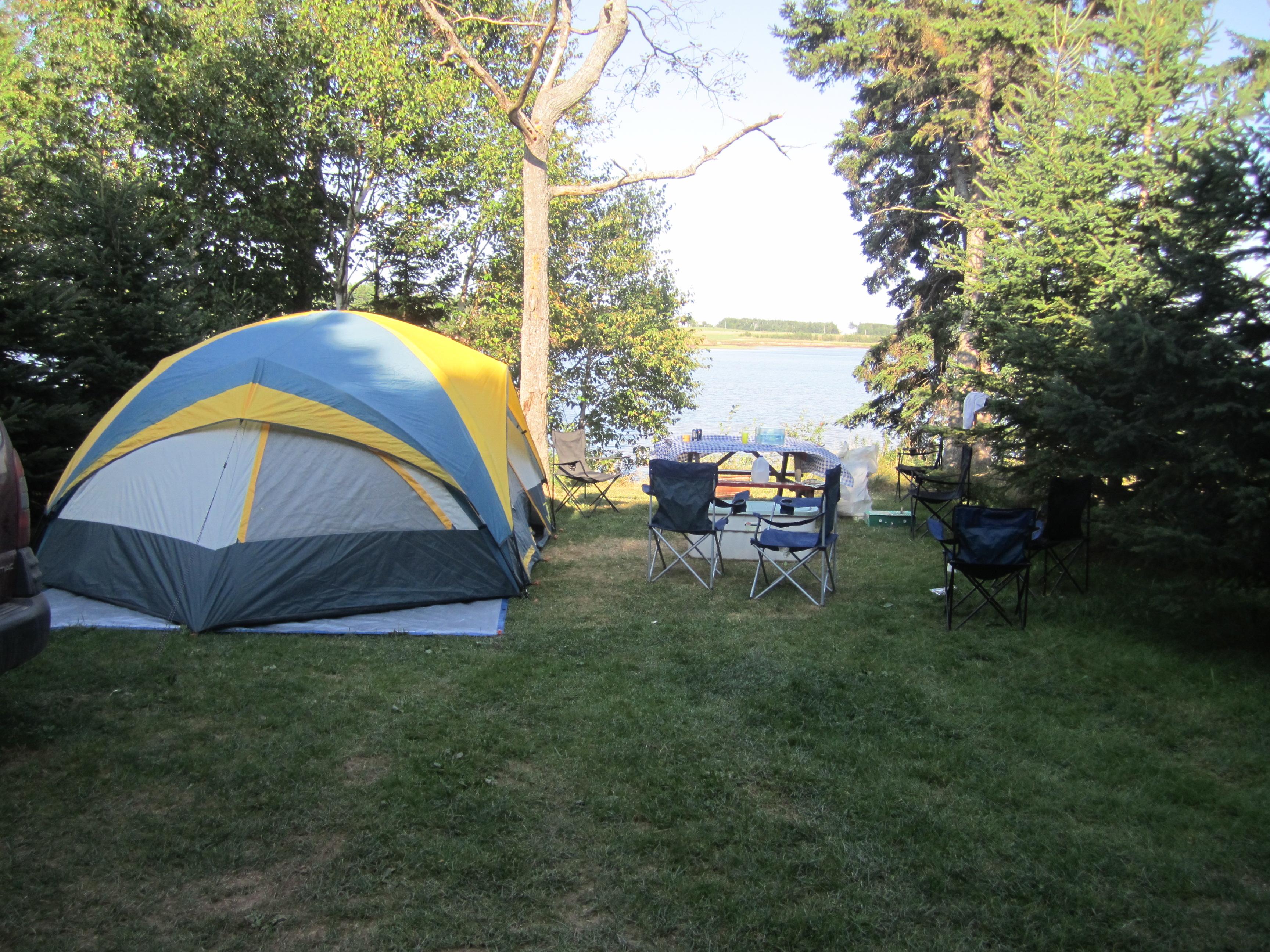 Cornwall ontario camping