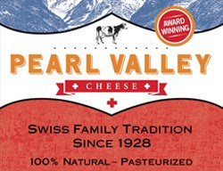 Pearl Valley Cheese - World Famous Swiss