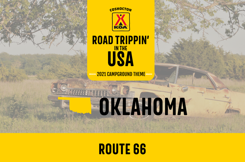 Oklahoma - Route 66 Road Trip Photo