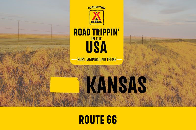 Kansas - Route 66 Road Trip Photo