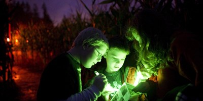 Flashlight Nights at the Corn Maze
