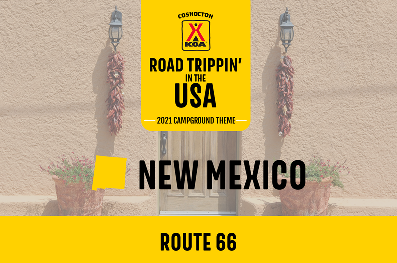 New Mexico - Route 66 Road Trip Photo