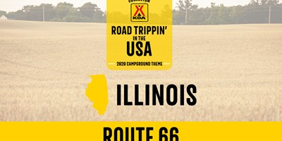 Road Trippin' in the USA! - Route 66 - Illinois