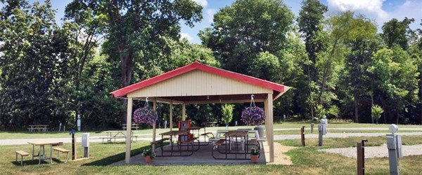 Picnic Shelter for Groups