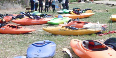 Colorado Whitewater Spring Training Camp