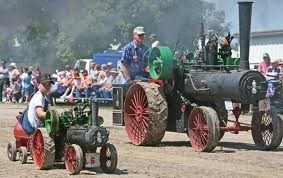 Antique Engine & Tractor Show and Paw Paw Wine Festival