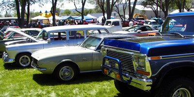 June  -  King Mountain Car & Tractor Show