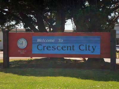 Crescent City / Del Norte County