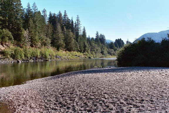 Smith River - Swimming & Fishing (5 miles)