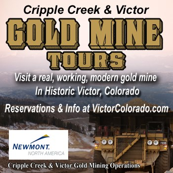 Cripple Creek & Victor Gold Mine Tours