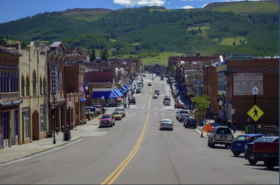 Town of Cripple Creek, Colorado