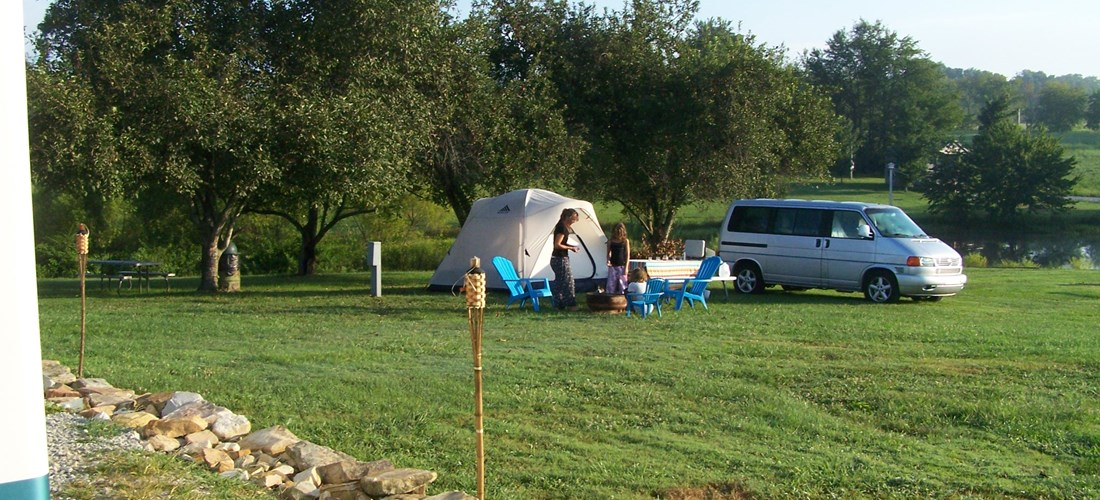 Crossville, Tennessee Tent Camping Sites | Crossville / I ...