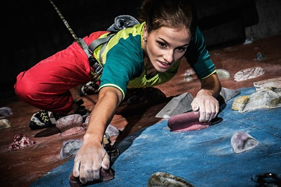 Dyno-Rock Indoor Climbing Center