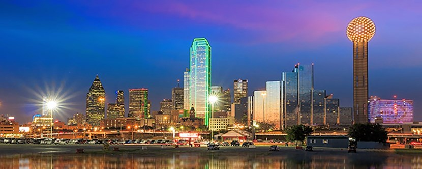 Explore downtown Dallas.