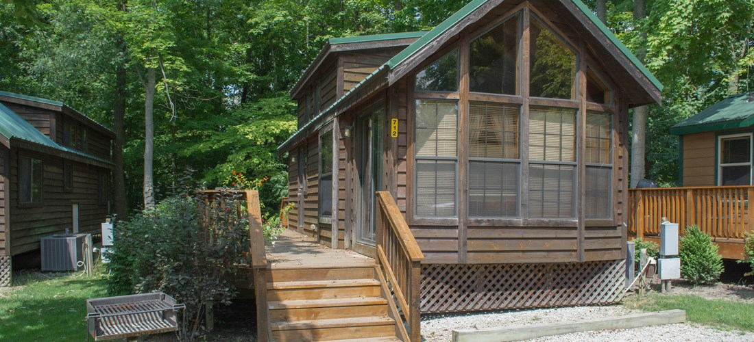 Deluxe Cabin with Loft