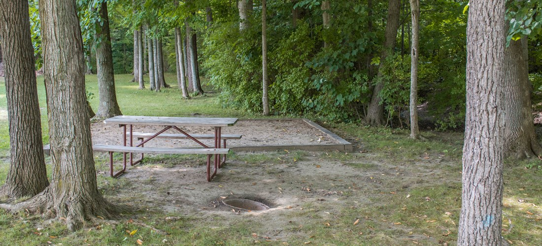 Brookville, Ohio Tent Camping Sites | Dayton KOA