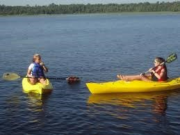 Canoeing & Kayaking