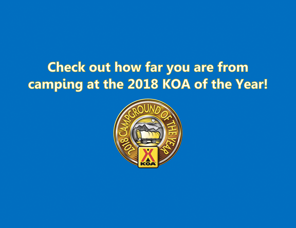 From the Delaware Water Gap~Pocono Mountain KOA to:
